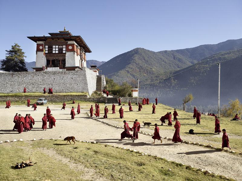 Τιμπού, Μπουτάν