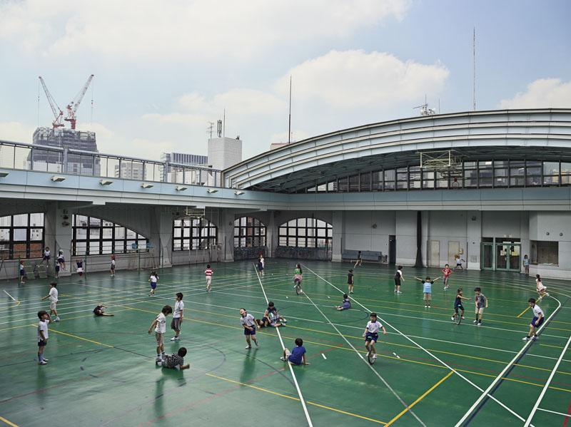 Δημοτικό Σχολείο στο Τόκιο, Ιαπωνία