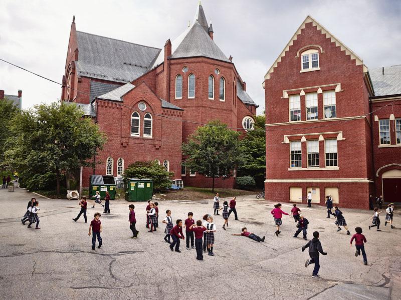 Δημοτικό Σχολείο Brookline, Μασαχουσέτη