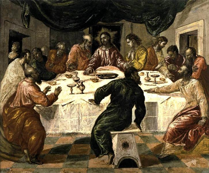 Ο Μυστικός Δείπνος 1568