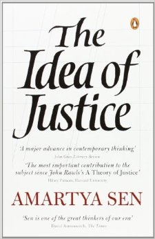 The Idea of Justice-book