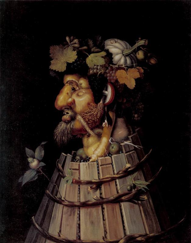 Φθινόπωρο του Giuseppe Arcimboldo 1572