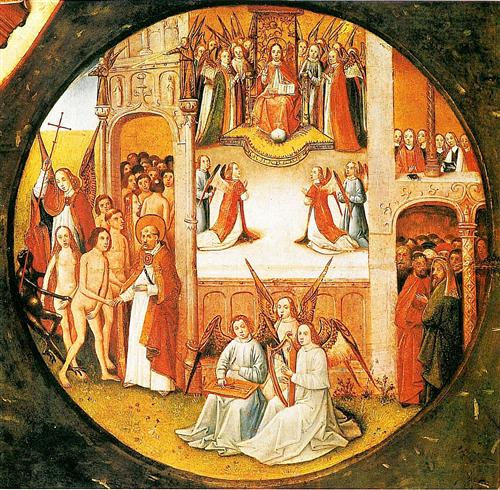 Τα Επτά Θανάσιμα Αμαρτήματα και τα τέσσερα τελευταία πράγματα - Ιερώνυμου Μπος