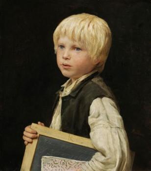 Albert Anker - 1875
