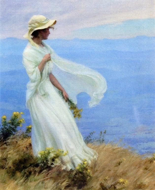 Απόγευμα Σεπτέμβριος Charles Courtney Curran - 1913
