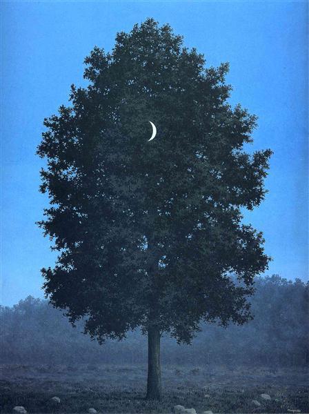 16 Σεπτεμβρίου - Rene Magritte 1956