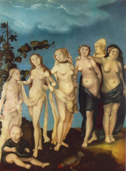 the-seven-ages-of-woman