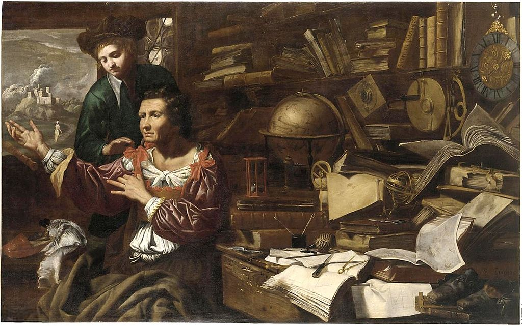 Ευκλείδης από τα Μέγαρα - Domenico Marolì