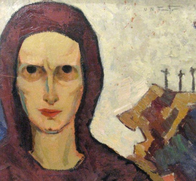 Μετά τον πόλεμο - -Nicolae Tonitza