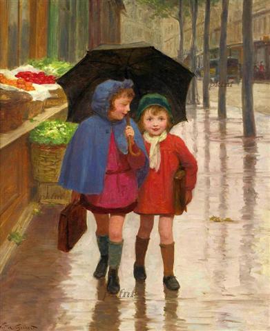 Οι καλύτεροι φίλοι -Victor Gabriel Gilbert