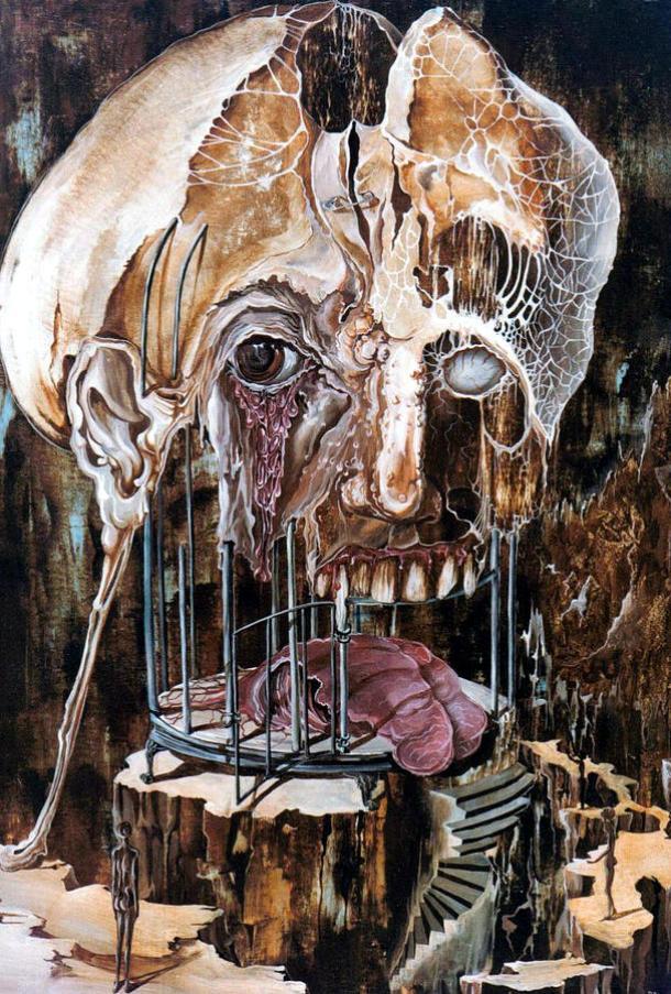 η επιβολή του μυαλού πάνω στην ύλη - Otto Rapp 1973