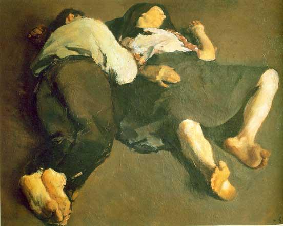 γαλήνιος ύπνος Corneliu Baba