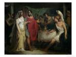 Ο Μέγας Αλέξανδρος στην ζωγραφική