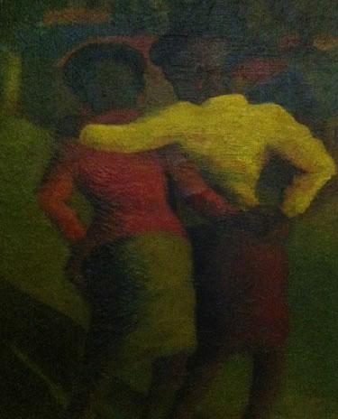 2 φίλες Gerard Sekoto 1941