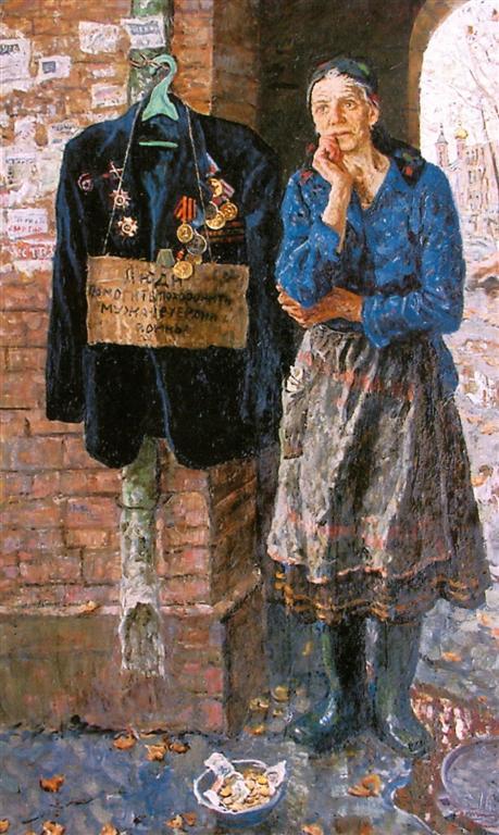 Η τύχη του Βετεράνου ... A.P.Tkachov, S.P.Tkachov 1995