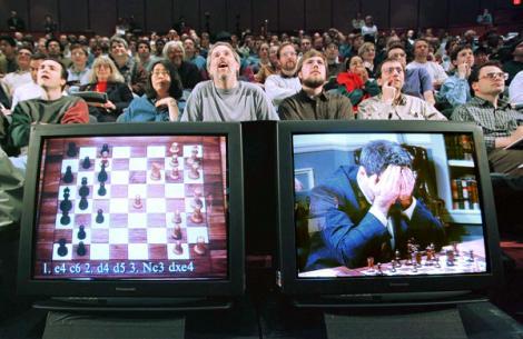 11 Μαΐου 1997, η ήττα του Κασπάροβ από τον Deep Blue. Η σκακιστική ιστορία γυρίζει σελίδα…