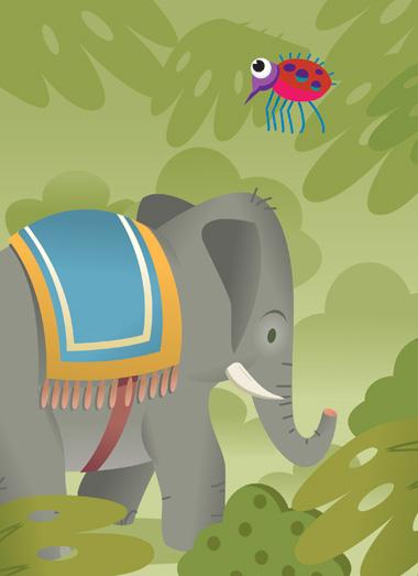 Flea-and-Elephant