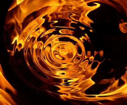 fire ripple