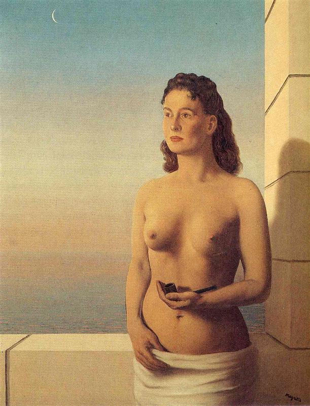 Ελευθερία του μυαλού -Rene Magritte 1948