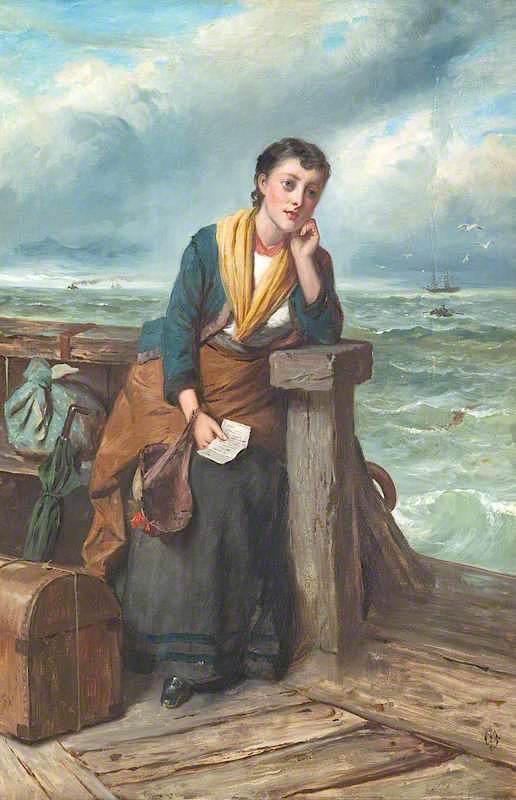 Μετανάστρια -Edward Charles Barnes