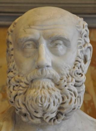 Aelius Aristides - Vaticaanse musea 2