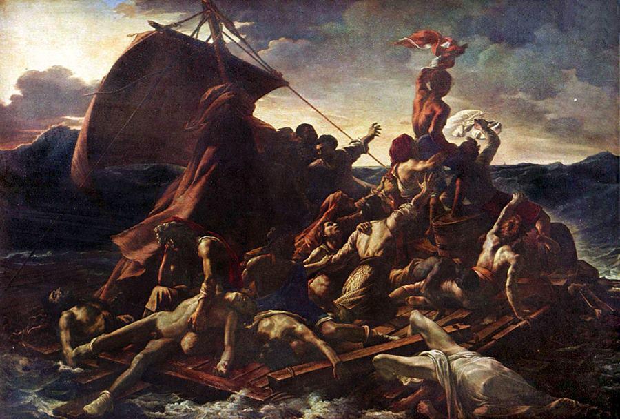 Ζερικώ - Η Σχεδία της Μέδουσας - 1818-1819