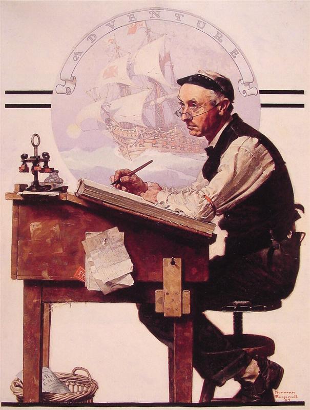 Η αφηρημάδα του λογιστή 1924