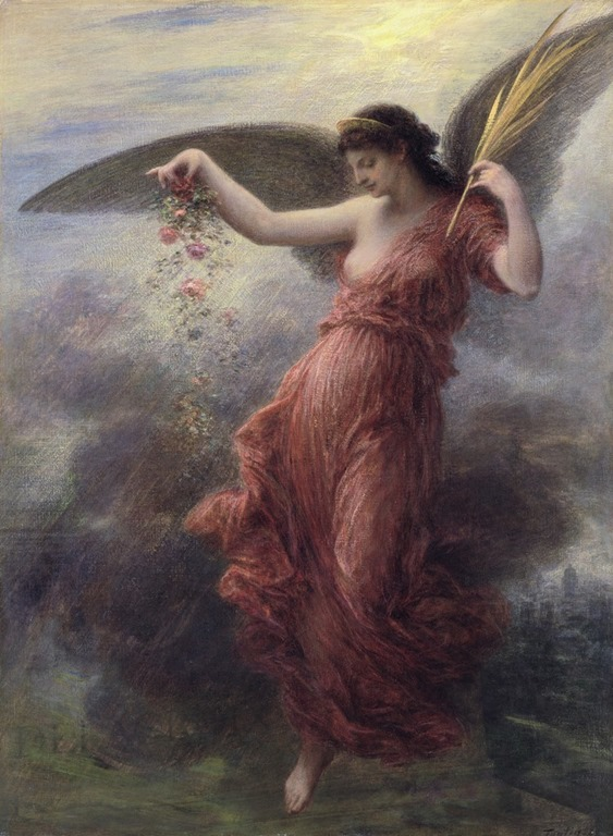Αθανασία - Henri Fantin-Latour 1889