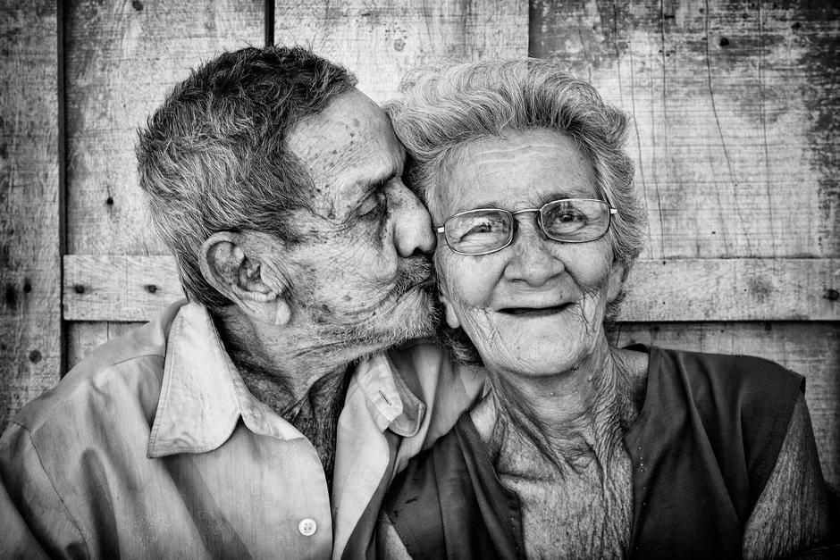 Τα γηρατειά που σε πλησιάζουν
