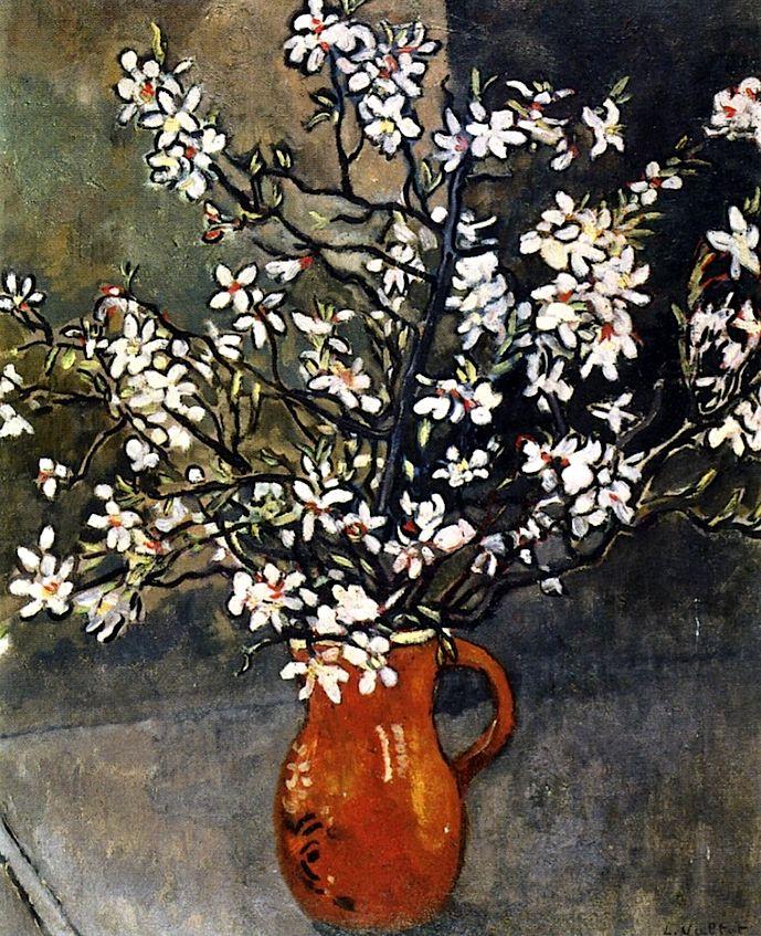 άνθη αμυγδαλιάς - Louis Valtat - 1925