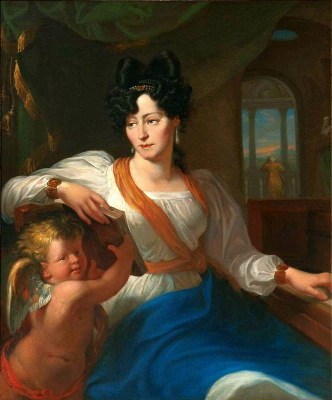 Μαρία Szymanowska (1828)