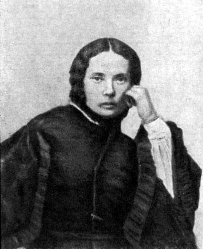 Η πρώτη σύζυγος του, Μαρία Ισάγιεβα