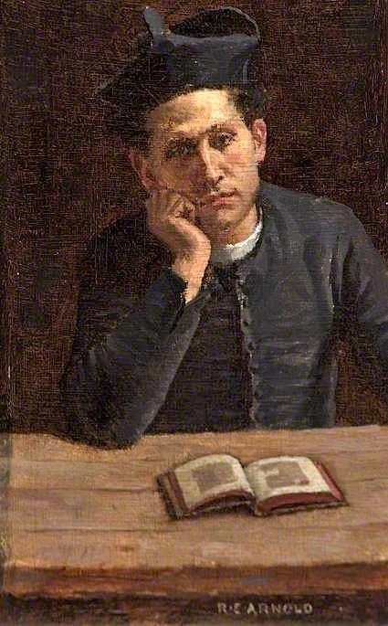 το ξύπνημα, ο Γαλιλαίος μελετά -Reginald Ernest Arnold