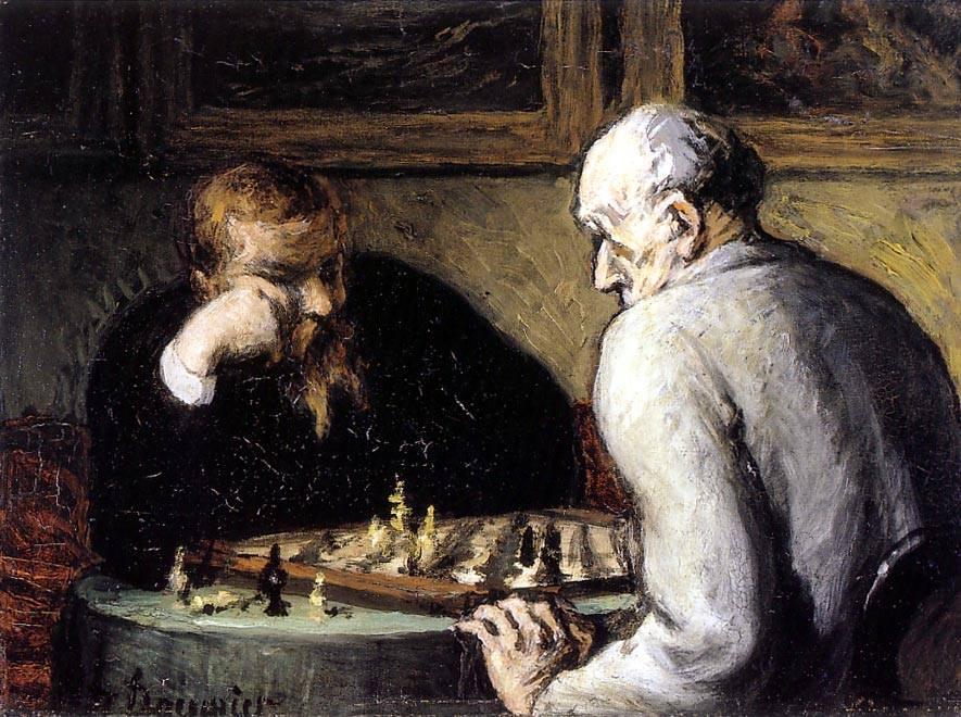 Σκακιστές - 1863