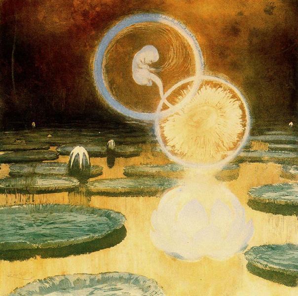 Η αρχή της ζωής - Frantisek Kupka 1900