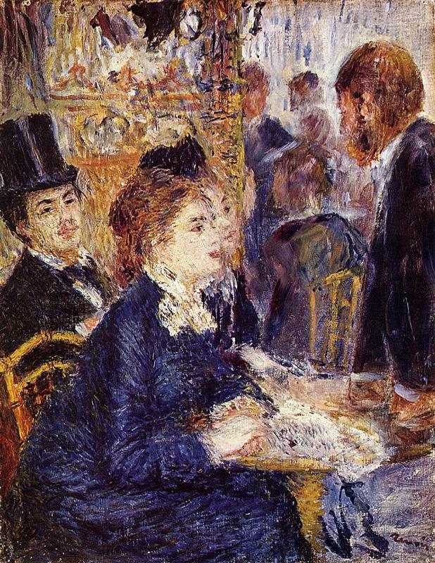 Το καφέ - 1875