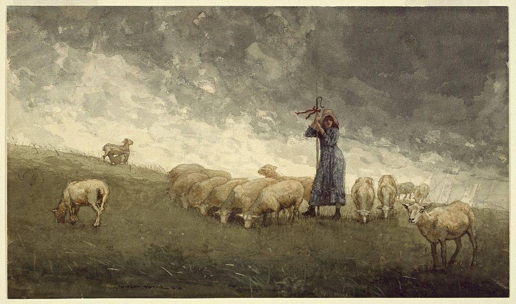 Βοσκοπούλα 1878