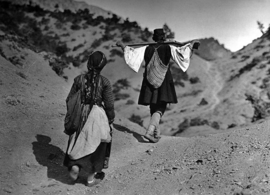 Καβαλάρι Ζαγορίου, παλικάρι, 1913 - Φρεντ Μπουασονά