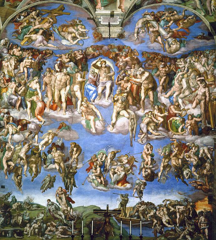 Η Τελική Κρίση 1536 ως 1541