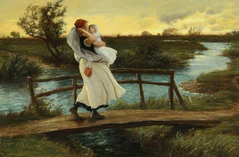 Ο άνεμος του Μάρτη -Phillip Richard Morris