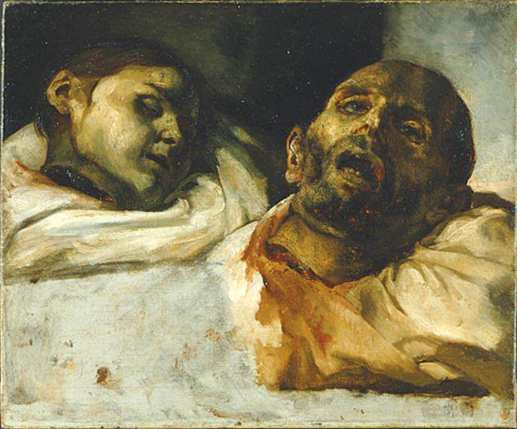 κομμένα κεφάλια -Τεοντόρ Ζερικώ
