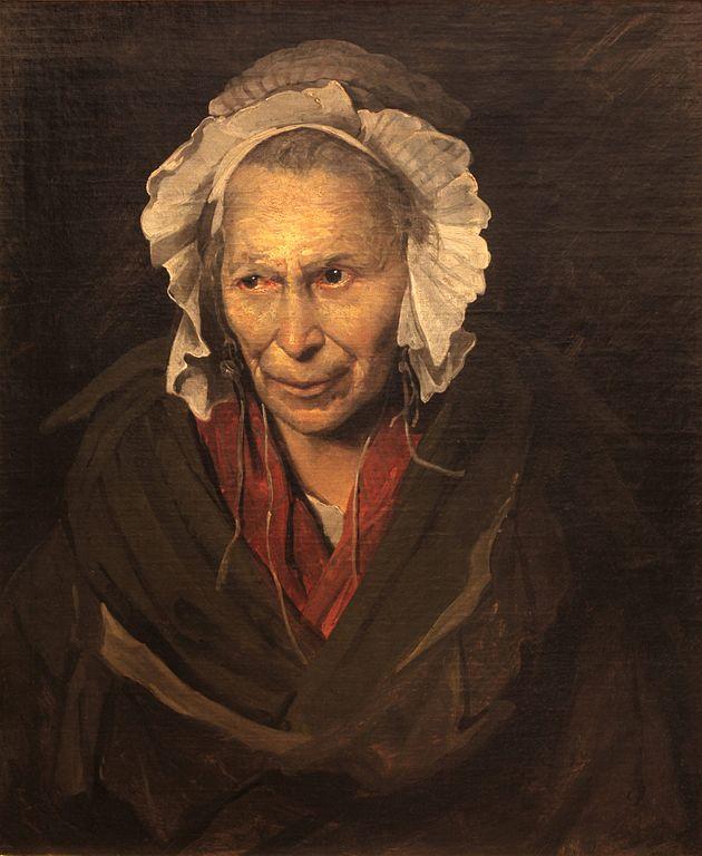 Η μονομανία της ζήλιας -Θεόδωρος Γκεγικό 1822
