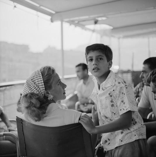 Τίνα Λιβανού και Αλέξανδρος Ωνάσης