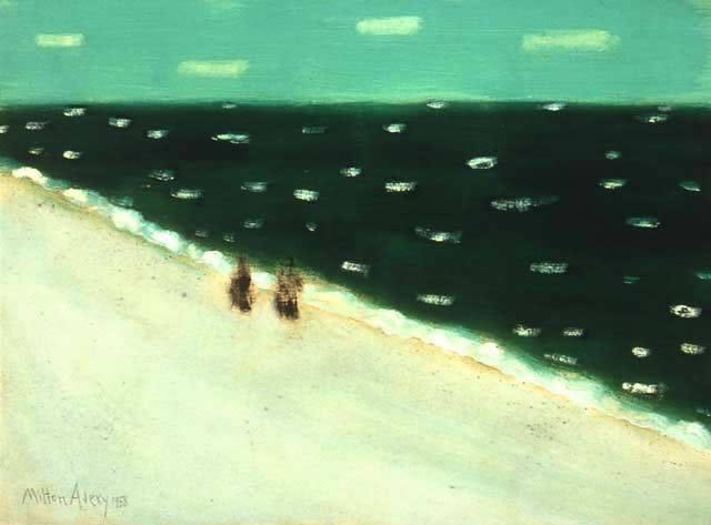 Πράσινη Θάλασσα, 1958