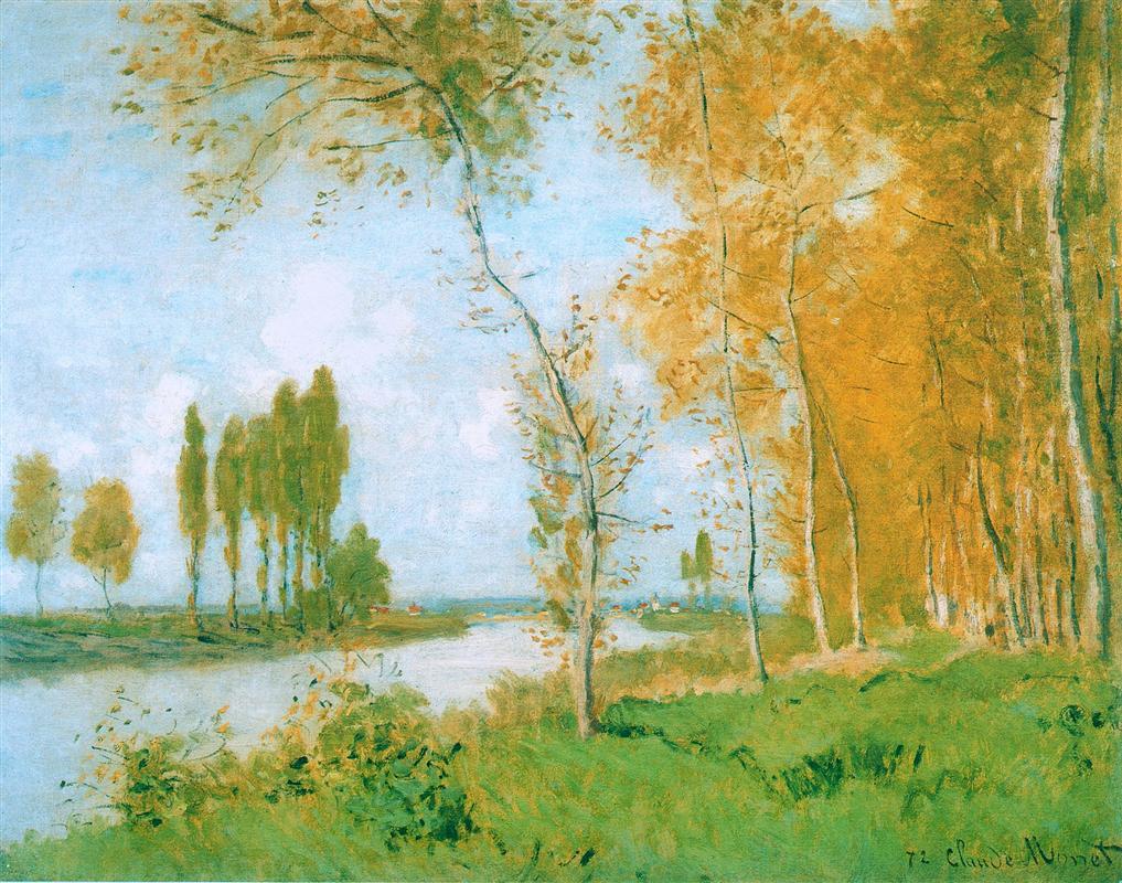 H άνοιξη της Αρζεντέιγ 1872