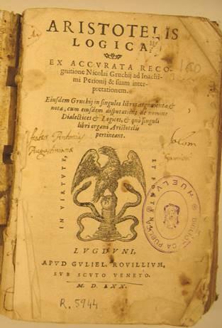 Aristoteles_Logica_1570_Biblioteca_Huelva
