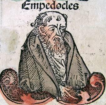 Εμπεδοκλής (490-430 π.Χ.)