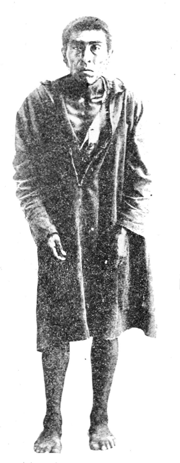 Η φωτογραφία προέρχεται από τα αρχεία του Μουσείου Ανθρωπολογίας Lowie, του Πανεπιστημίου της Καλιφόρνιας στο Μπέρκλεϊ.