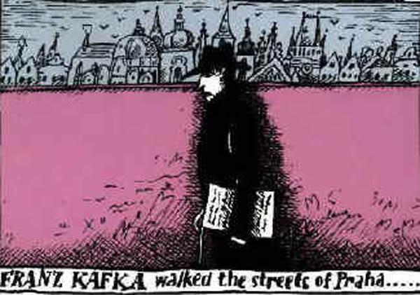 kafka-Praga