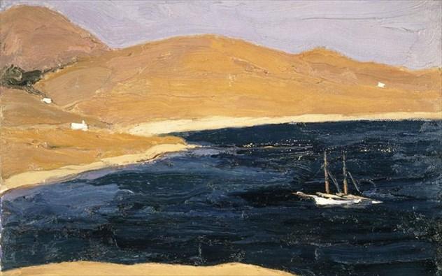 Η θαλασσογραφία - Νικόλαος Λύτρας